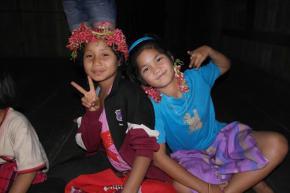 Hlil tribes children